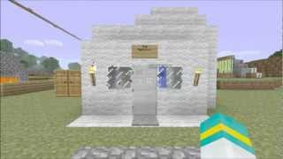 Minecraft Xbox 360 Edition: How To Build A Shower