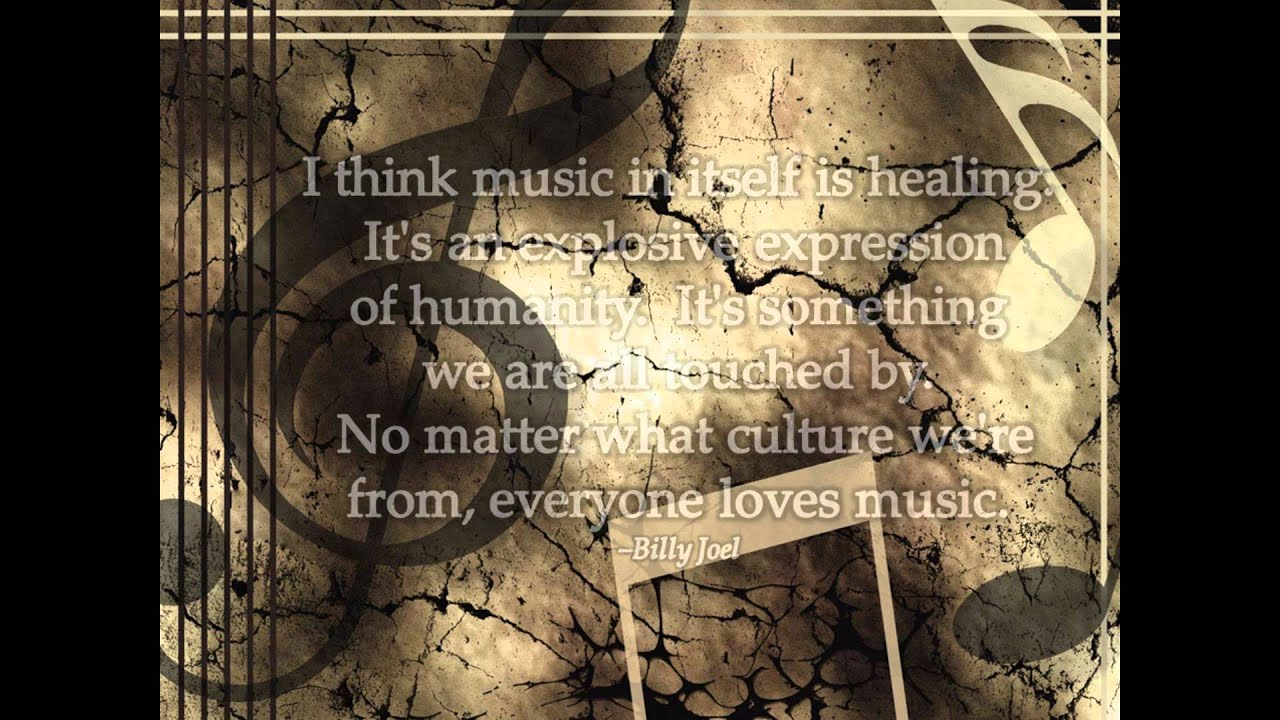 inspirational music quotes youtube