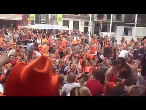 Queensday 2012