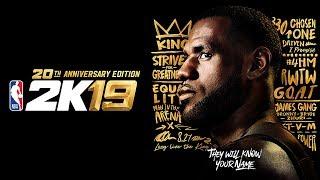 NBA 2K19 - Bejelentés Trailer