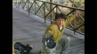SUPERCOP (1992) Trailer For POLICE STORY 3 With Jackie