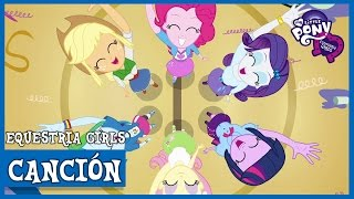 MLP: Equestria Girls Hay Que Estar Unidas (HD)