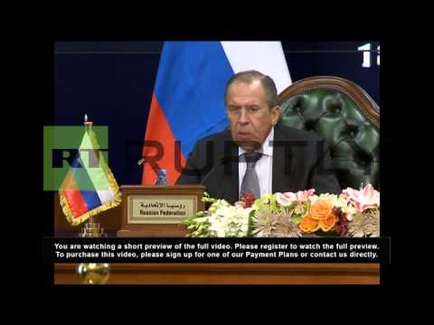 "Kuwait: EU and US at fault for ""condoning"" Ukrainian unrest - Lavrov"