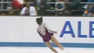 Midori Ito Triple Axel & Combination Jump