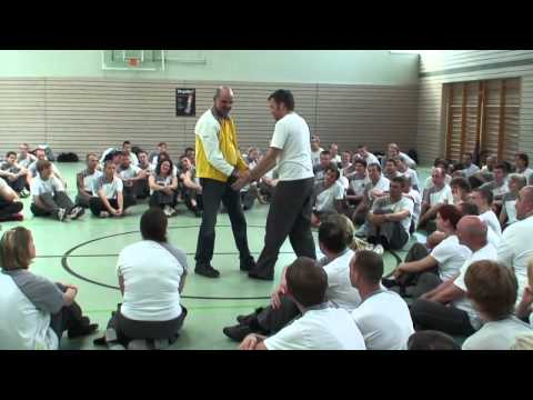WingTsun in action: GM Kernspecht in Hockenheim 2010