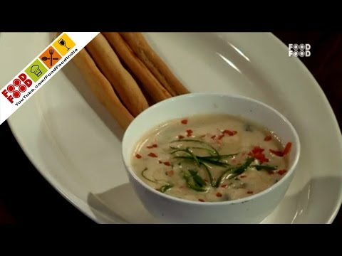 Basil Almond Soup - Health Mange More