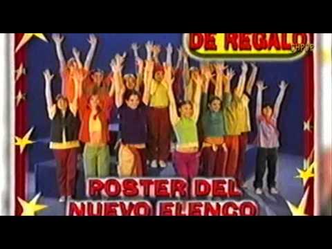 REVISTA CHIQUITITAS 2001