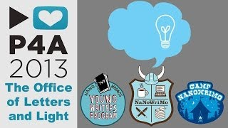P4A2013: The Office of Letters and Light