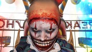 Twisty The Clown American Horror Story Freak Show