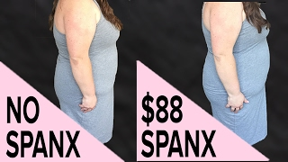 I Tried Different Types Of Spanx