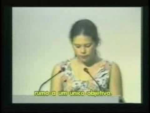 Girl Who Silenced the UN For 5 Minutes