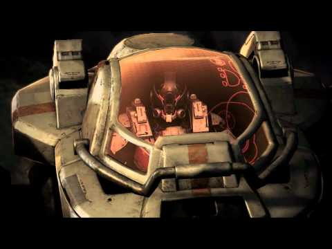 Mass Effect 3 Squad leader Trailer ,