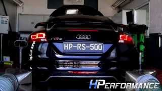 The 600 HP APR Stage 3 Audi TTRS - TUNED videos