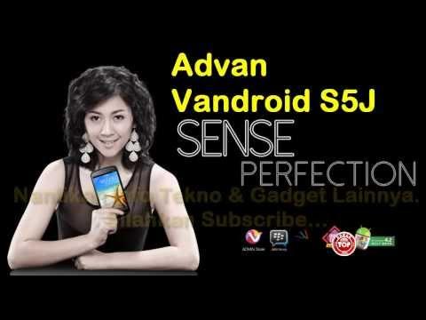 Advan Tablet Vandroid S5J Hp Android Terbaru: Harga n Spek