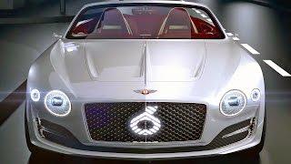 Bentley EXP 12 Speed 6e – Features, Interior, Exterior [YOUCAR]. YouCar Car Reviews.