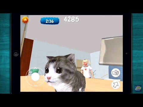 🐱 Cat Simulator: Kittens 2017 - NEW Funny & Cute Simulation