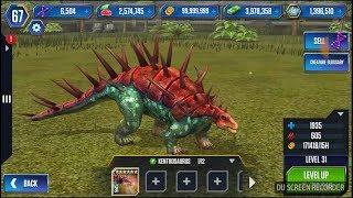 Khủng long mới Jurassic World The Game Boss New Hot chơi game nuôi khủng long 1080 HNT Channe New 95