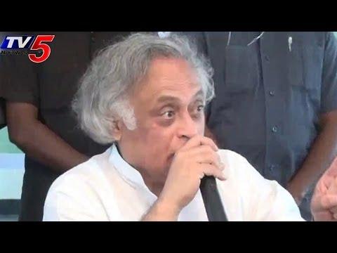 I'm The Agent Of Telugu People :Jairam Ramesh