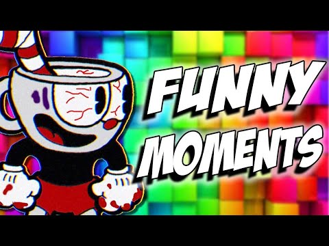 Best of CupHead: FUNNY MOMENTS MONTAGE (of RAGE)