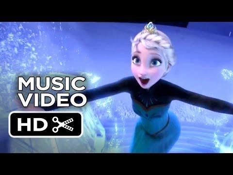 Frozen Demi Lovato Music Video -