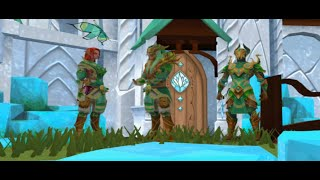 Runescape Elf City Prifddinas Walkthrough & Guide