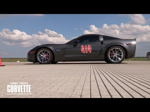 Houston Mile - Kelly Bise's Supercharged Z06