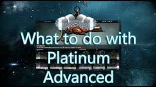 Warframe: Best Use Of Platinum