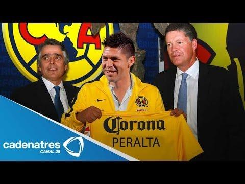Oribe Peralta será jugador del América