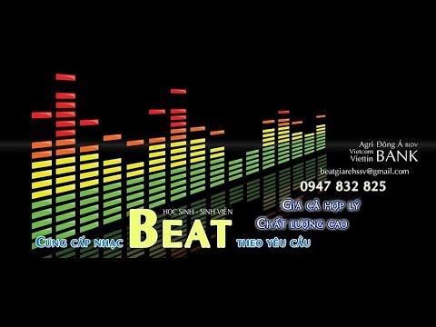 Beat Bài ca người giáo viên nhân dân - Trọng Tấn phối chuẩn