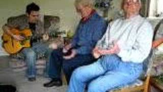 Scotty Brothers playing spoons