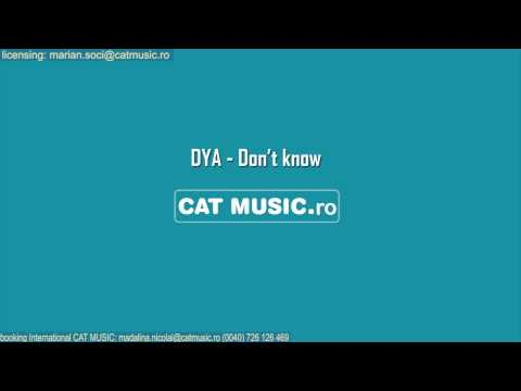 DYA - Don't Know (Radio Edit)