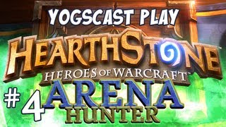 Hearthstone Arena Hunter Part 4 - A Vicious Rematch