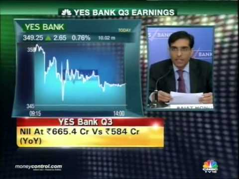 YES Bank Q3 net profit up 21% to Rs 415 cr, NPA doubles