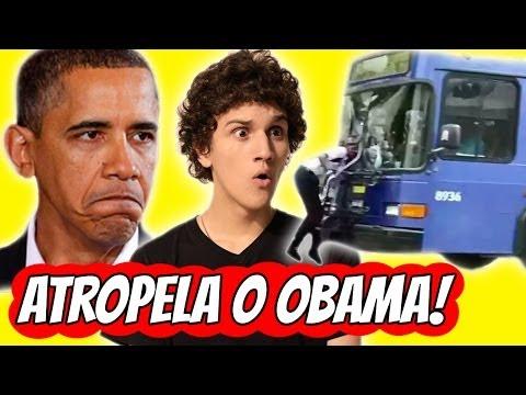 MATANDO O OBAMA!