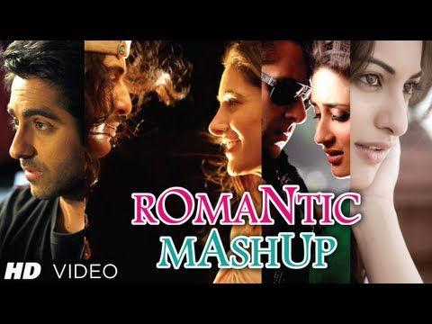 Romantic Mashup Full Video Song | DJ Chetas