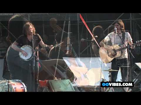 "The Avett Brothers Perform ""Down with the Shine"" at Gathering of the Vibes Music Festival 2012"