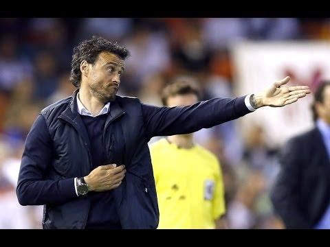 Luis Enrique será el entrenador del Barcelona las dos próximas temporadas