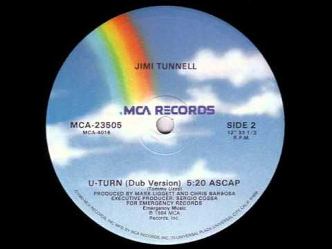 Jimi Tunnell - U-Turn (Dub Mix)