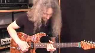 Funky Blues By Guthrie Govan