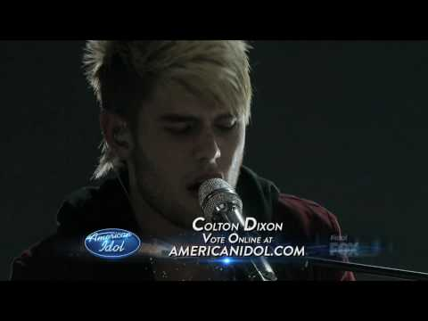Colton Dixon: Love The Way You Lie - Top 7 - AMERICAN IDOL SEASON 11