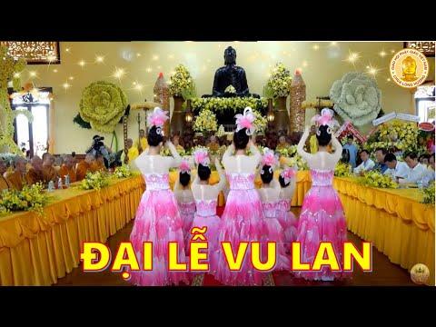 Đại Lễ Vu Lan 2014 ( Chùa Long Hương - 29/07/Giáp Ngọ) - Phần 1