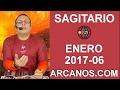 Video Horóscopo Semanal SAGITARIO  del 5 al 11 Febrero 2017 (Semana 2017-06) (Lectura del Tarot)