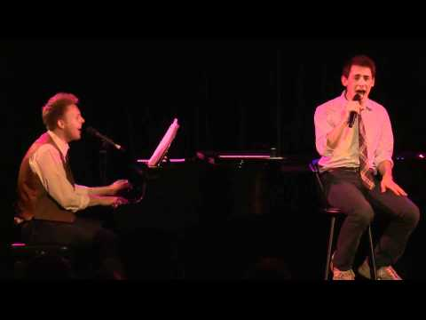 Pasek and Paul sing Floating Along from James and the Giant Peach