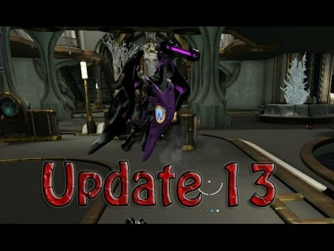 Warframe Update 13: Dark Sectors