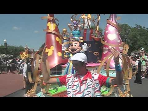 Family Holiday to Walt Disney World Orlando 2014