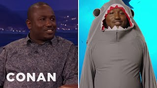 Hannibal Buress Grabs Shark Week Fans