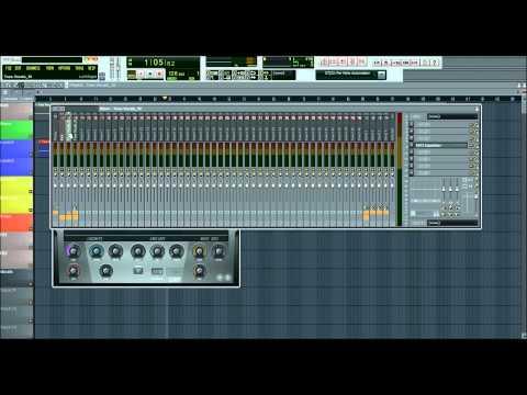 FL Studio Tutorials: Sends/Sidechaining