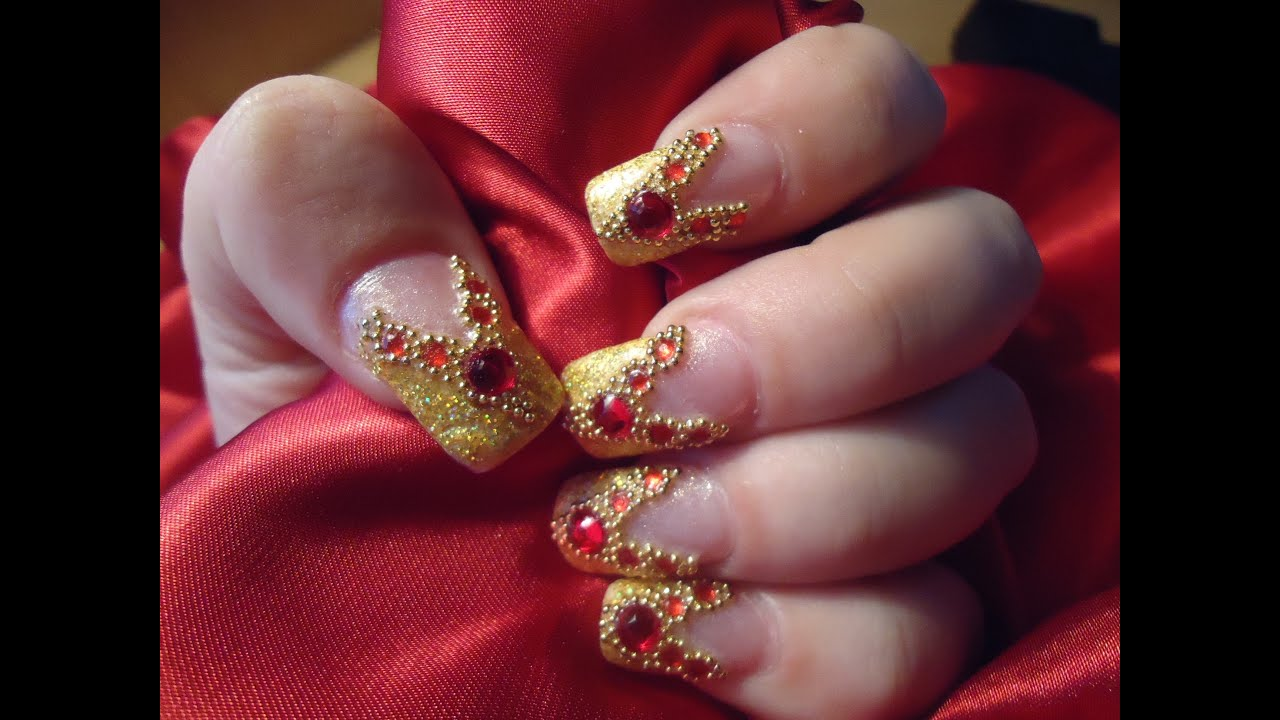 Exotic Nail Designs - Nail Arts