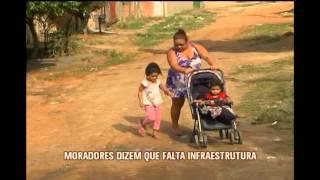 Moradores dos bairros San Marino e San Genaro em Ribeir�o das Neves convivem com esgoto a c�u aberto