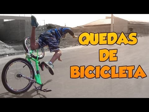 WHEELING FAIL 2 (TOMBOS DE BIKE / CAPOTES / MTB STUNT)